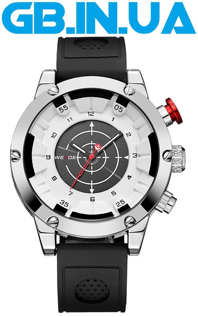 Мужские Часы Weide Round White 1 ГОД ГАРАНТИИ! (+Видео) — в ... 68984c25b52