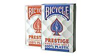 Карты Bicycle Prestige Rider Back