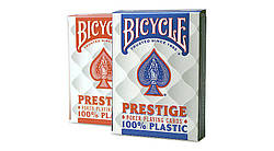 Карты Bicycle Prestige Rider Back