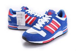 Кроссовки мужские Adidas ZX-700 Красно-бело-синие