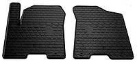 Резиновые передние коврики для Nissan Patrol (Y62) 2010- (STINGRAY)