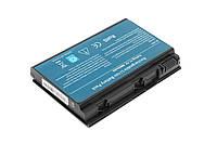 Батарея Acer Extensa 5220, 5620 TravelMate 5310, 5520, 5720, 7520, 7720, 11,1V 4400mAh Black