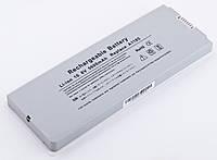 Батарея Apple MacBook 13 A1185, 10,8V 5600mAh Gray