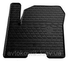 Резиновый водительский коврик в салон Infiniti QX80 2013- (STINGRAY)