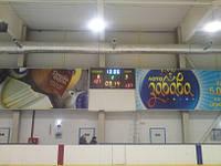 Спортивное электронное табло для хокея