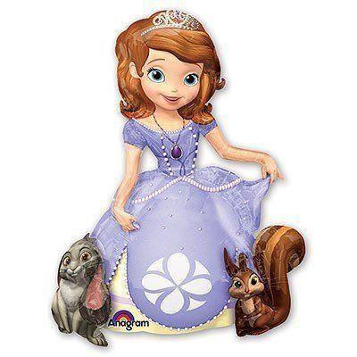 Ходячая фигура Принцесса София , фото 2