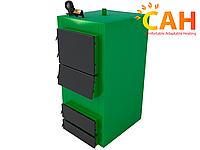 Котел на твердом топливе длительного горения САН ПТ (CAH-PT) мощностью 75 кВт