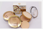Пудра Loreal Nude Magique BB 2 in 1 (3 тона)