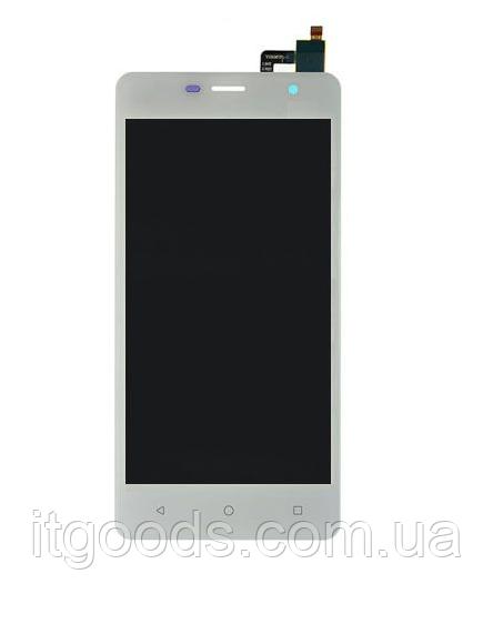Оригинальный дисплей (модуль) + тачскрин (сенсор) для Nomi i5010 Evo M
