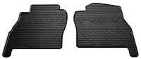 Резиновые передние коврики для Nissan Patrol (Y61) 1997-2010 (STINGRAY)
