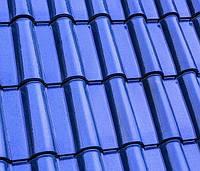 КЕРАМИЧЕСКАЯ ЧЕРЕПИЦА COBERT LOGICA LUSA BLUE DUBAI, CANELA, RUBY, GRAFITE, ESMERALDA, фото 1
