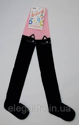 Колготки для девочек 80-86 см. / 1,5-2 года / 90% хлопок, фото 2