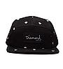 Кепка Diamond Supply Co Snapback Black