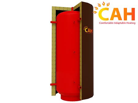 Теплоаккумулятор для твердотопливного котла объемом 500 литров