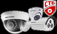 Установка видеонаблюдения в городе Сумы и Сумской области
