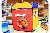 Детская игровая палатка домик ( куб ) 1402. Ребенок сможет комфортно играть в палатке., фото 9