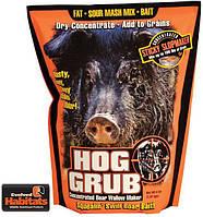 Приманка на кабана Hog Grub пищевая подкормочная