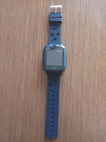 Часы Q200s TD-07s Smart baby watch черные