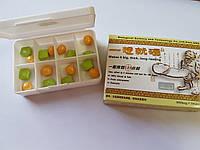 Таблетки для потенции Huatuo Shendan (8+8 таблеток)