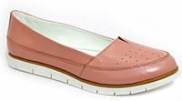 Туфли  женские из натуральной кожи от производителя модель ДС - 25