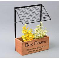 Подставка под цветы JK128, декор для сада, декорирование сада, аксессуары для сада