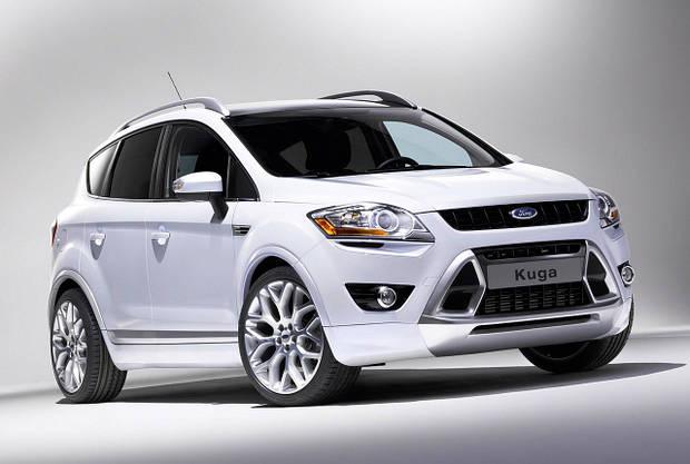 Лобовое стекло Ford Kuga  (2012-)