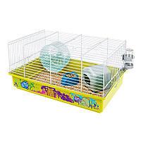 Ferplast (Ферпласт) Criceti 9 Decor White клетка для мышей и хомяков 46 x 29 x 23 см