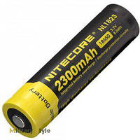 Аккумулятор Li-Ion 18650 Nitecore 2300mAh