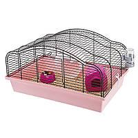 Ferplast (Ферпласт) Oriente 10 Black клетка для мышей и хомяков 49 x 31 x 25 см