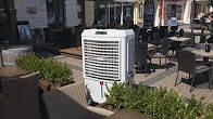 Испарительный охладитель EVAPO EV8000