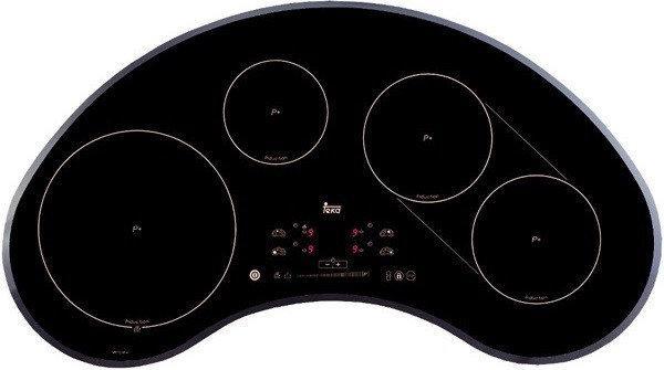 Варильна поверхня Teka VR TC 95 4I