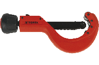 Topex Труборез для пластиковых труб ПВХ, ПЭ, ПП 6 - 63 мм (1/4 - 2.3, 8)