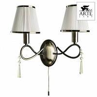 Бра Arte Lamp Logico A1035AP-2AB, фото 1