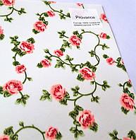 Тканевые рулонные шторы из ткани Provanse, фото 1