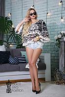 СТИЛЬНАЯ Женская блуза из хлопка код 061, фото 1