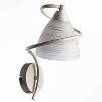 Бра Arte Lamp Fabia A1565AP-1WG, фото 1