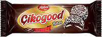 Cikogood Cocoa Marshmallow Biscuit With Chocolate Sause And Coconut