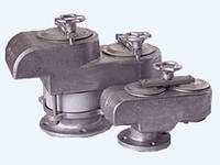 Клапан дыхательный СМДК-100А Ду 100 Ру 0,02 МПа