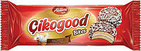 Cikogood Cocoa Coated Marshmallow Biscuit With Coconut