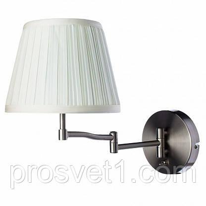 Бра Arte Lamp California A2872AP-1SS