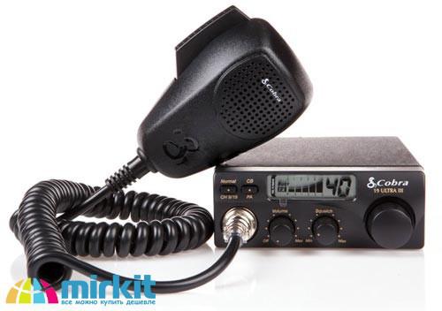 Автомобильная радиостанция COBRA 19 ULTRA III MOD BigTorg