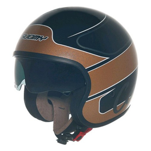 Suomy KS700001.3 Casco Jet 70''S Gold Cafe'' - S