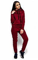 Теплий червоний спортивний костюм Ebby (S, M)