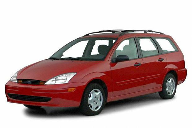 Лобовое стекло Ford Focus с молдингом (1998-2006)