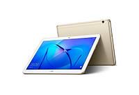 Планшет Huawei MediaPad T3 10.0, Gold, LTE, WIFI, 2/16GB, 5/2Мп, Snapdragon 425, 4 ядра, 4800mAh, Android 7.0