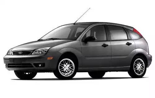 Лобовое стекло Ford Focus (2005-2011)