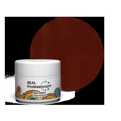 Гель-краска Real Professional Бразильский кофе (31.04)
