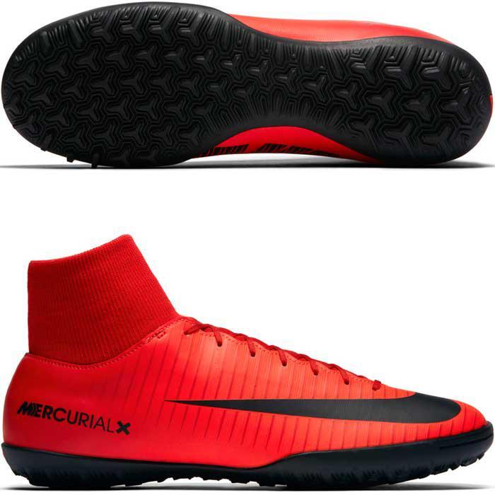 ab1abf8e Футбольные сороконожки Nike Mercurialx Victory VI DF TF, цена 2 200 грн.,  купить в Днепре — Prom.ua (ID#660824133)