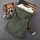 Осенняя куртка-парка на мальчика, фото 2