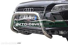 Кенгурятник без гриля Audi Q7 (Тамсан)